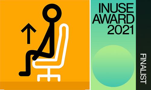 Vi är finalister i Inuse Award 2021°